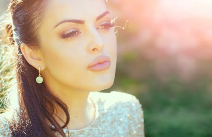 Idealne makijaże dla kobiet